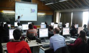 Girona gvSIG workshop