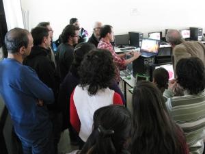 taller sobre gvSIG Batoví