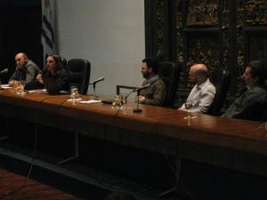 mesa debate acerca de Software Público - Software Libre