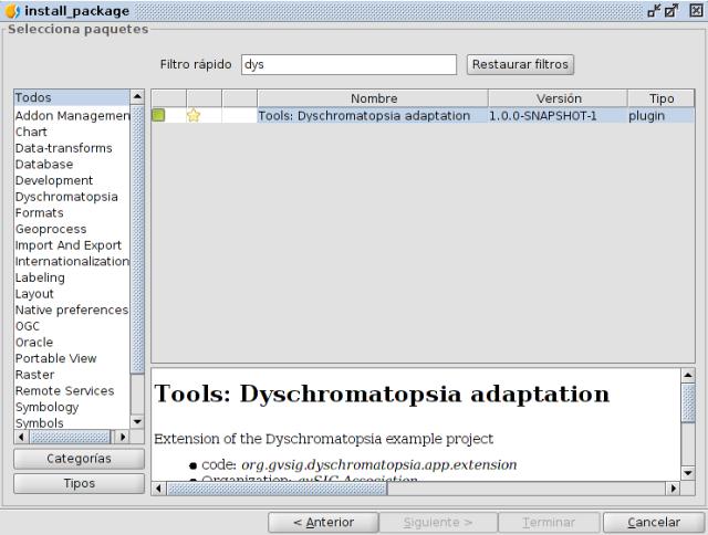 dyschromatopsia