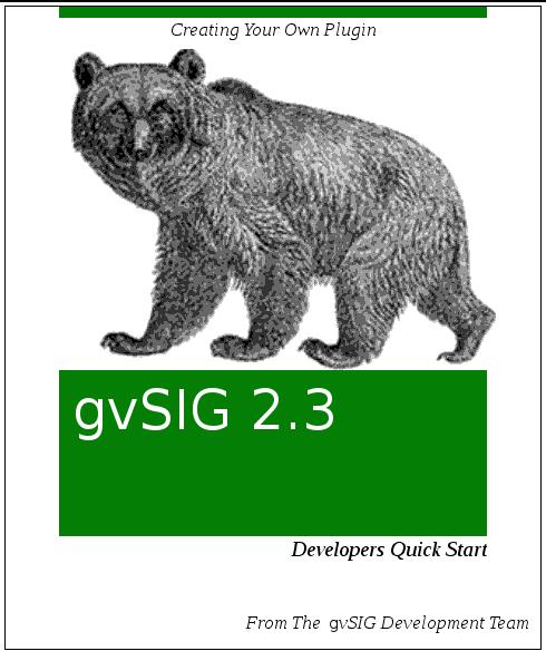 gvSIG Desktop: Guía de inicio rápido del desarrollador (java)