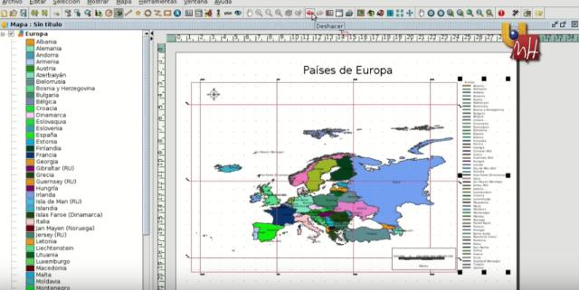 Vídeo-tutorial para aprender a crear un mapa temático con gvSIG ...