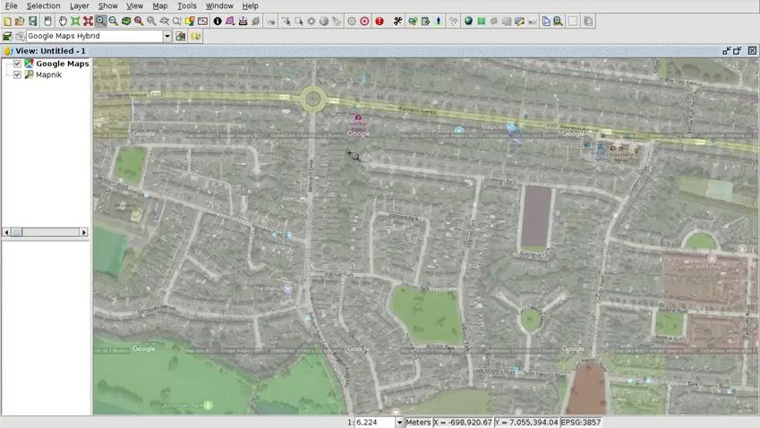 GIS applied to Municipality Management: Module 5 3 'Web