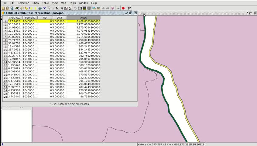 GIS applied to Municipality Management: Module 12