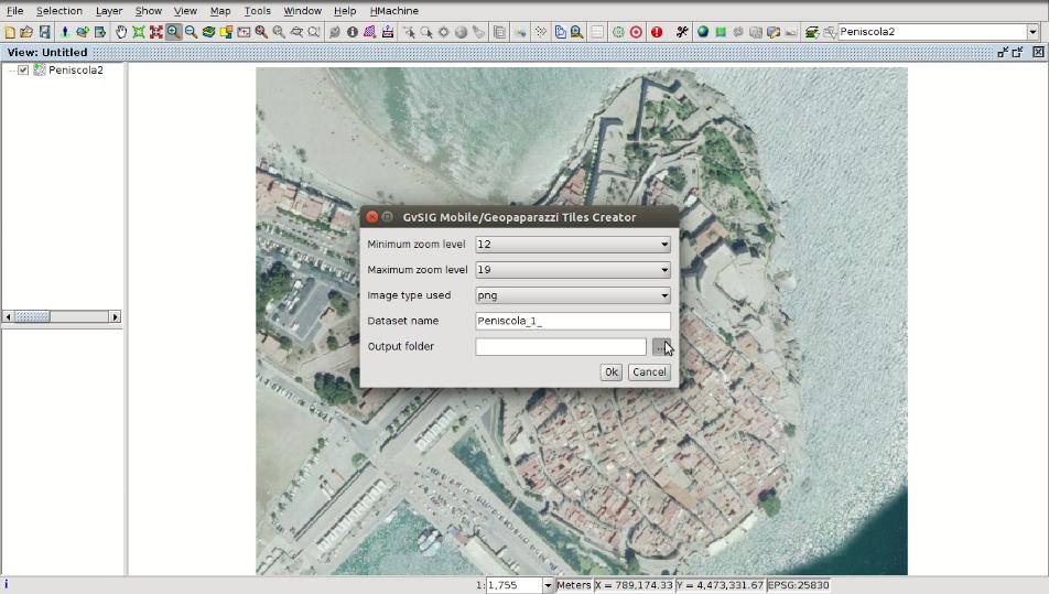 Plugin for gvSIG Desktop and gvSIG Mobile integration is now