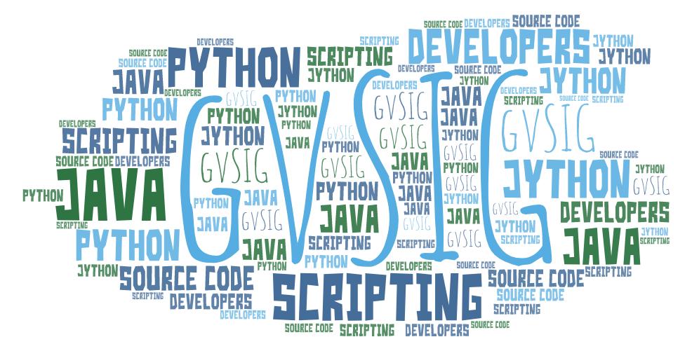 scripting | gvSIG blog